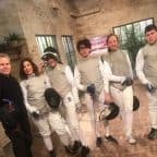 Transition Year Fencers on Ireland AM!